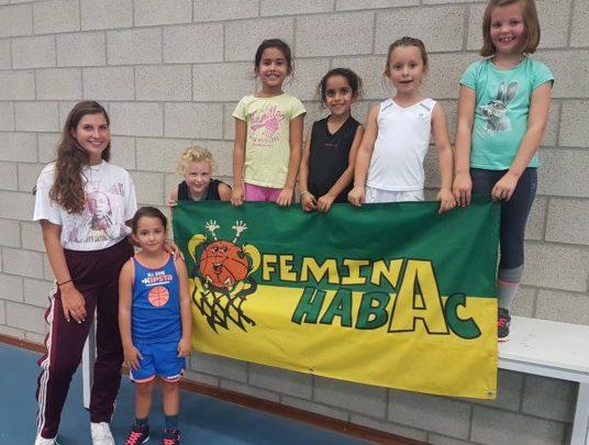 Nieuwe toppertjes bij Femina Habac