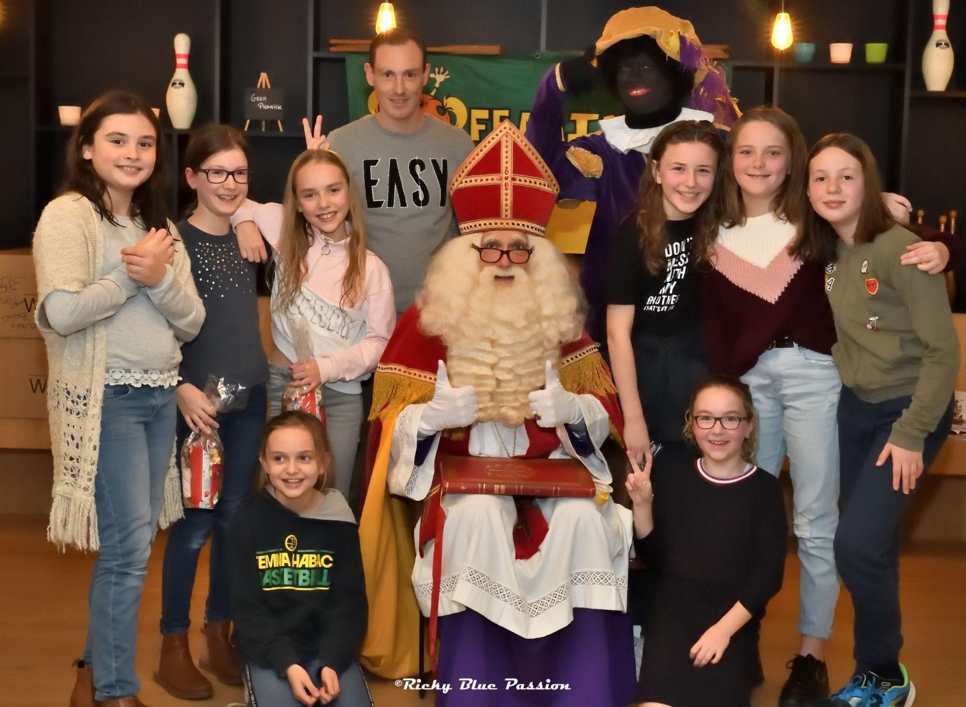 Sinterklaasfeest 2019